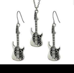 Diva Luxury Vintage Guitar Set new